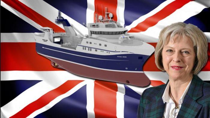 Wielka Brytania zabroni połowów obcym statkom