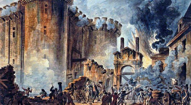 225 lat temu wybuchła we Francji rewolucja